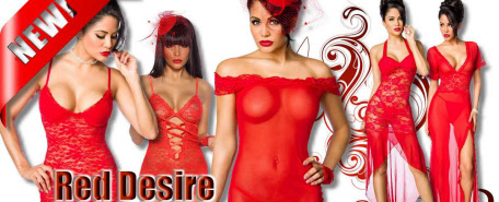 SPECIAL - Red Desire